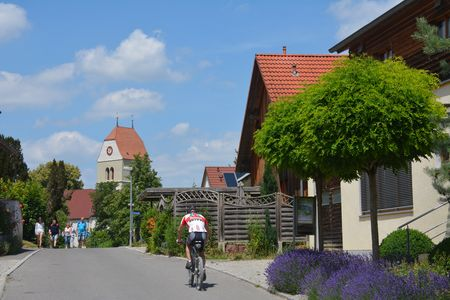 Bodensee-fietsroute