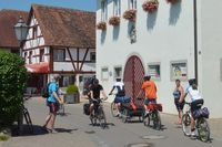 Bodensee-fietsroute actief